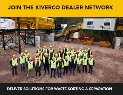 Join the Kiverco Dealer Network