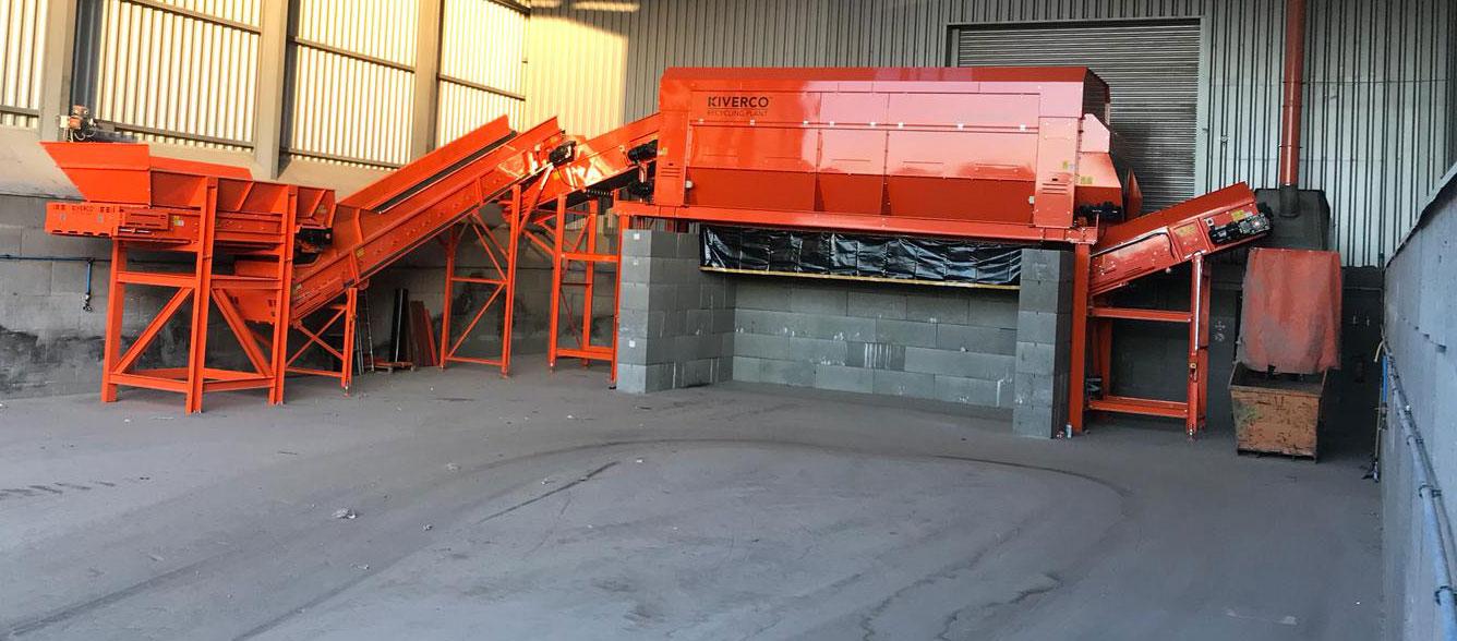 Kiverco recycling plant for RPD Germany
