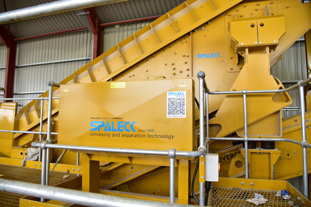 Spaleck High Efficiency Screening Technology